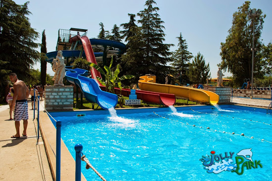 Parco acquatico jolly park a caserta su intourcity for Piscina villafranca