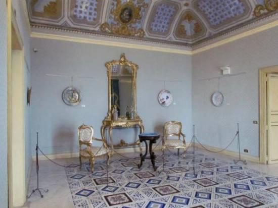 Museo civico delle ceramiche santo stefano di camastra messina e