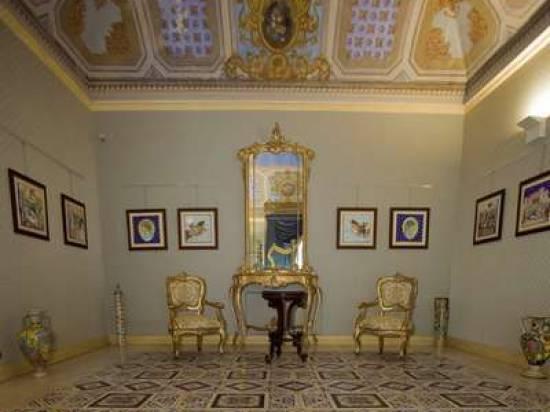 Museo civico delle ceramiche santo stefano di camastra messina e provincia - Santo stefano di camastra piastrelle ...