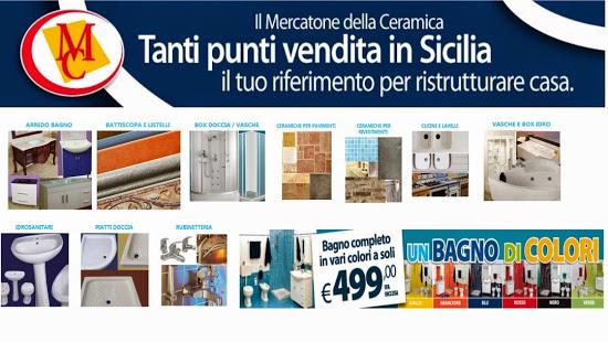Il Mercatone Della Ceramica.Il Mercatone Della Ceramica Marsala Marsala Trapani E Provincia